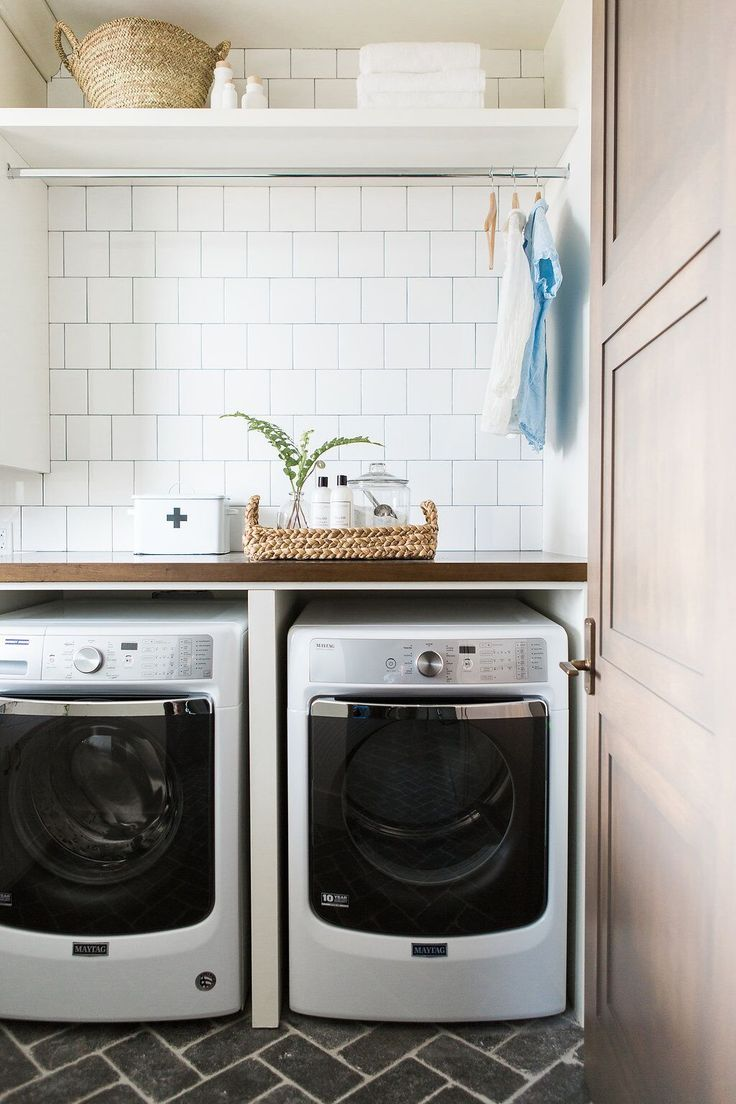 Tips for a perfect laundry room | Studio McGee Blog