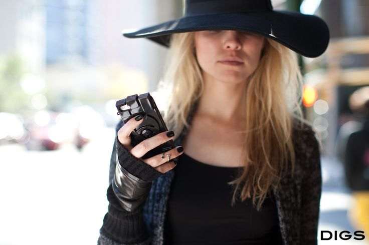 DIGS Fingerless Gloves. #fashion #style #streetstyle