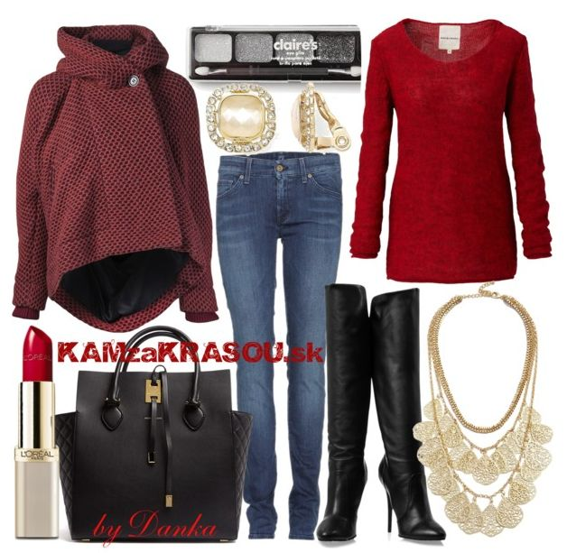 Čižmy až po kolená - KAMzaKRÁSOU.sk #kamzakrasou #sexi #love #jeans #clothes #coat #shoes #fashion #style #outfit #heels #bags #treasure #blouses #dress