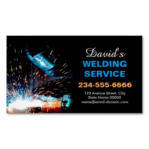 25 best ideas about magnetic business cards on pinterest for Welding business card ideas