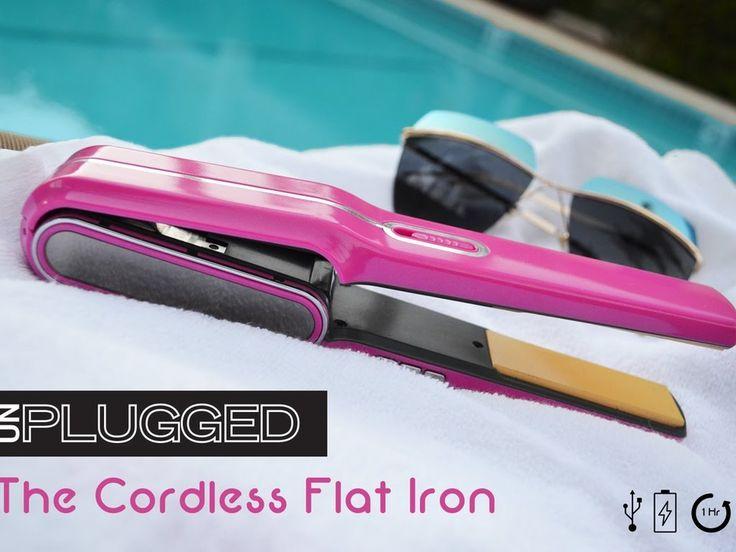 Cordless Flat Iron on Pinterest | Cordless Hair Straightener, Flat ...
