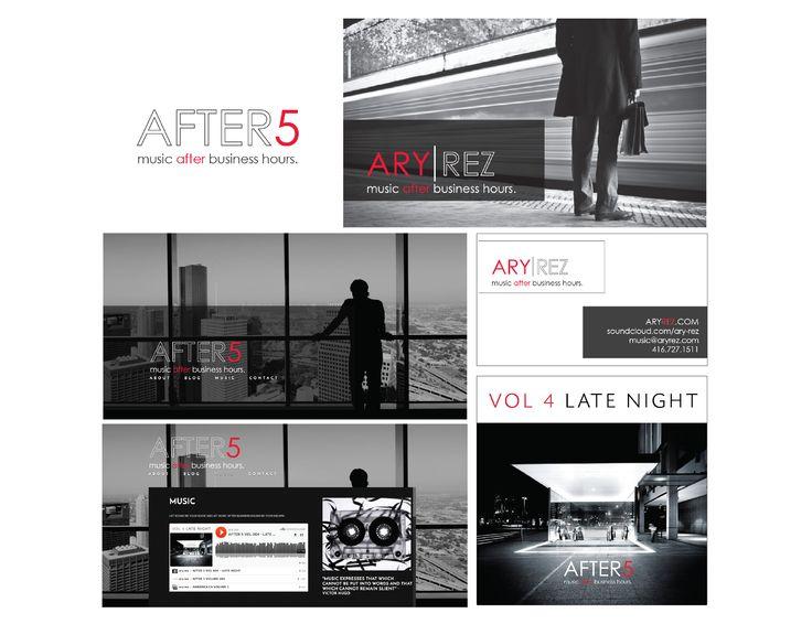 After5 - Branding + Website Design