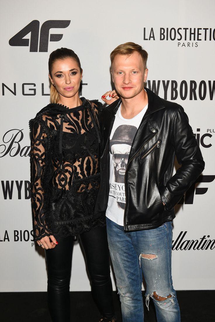 Agnieszka Wesołowska i Jakub Wesołowski