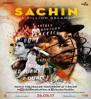 Sachin movie review, Sachin A Billion Dreams Movie public review, Sachin film total box office collection india, worldwide collection of Sachin A Billion Dreams film.