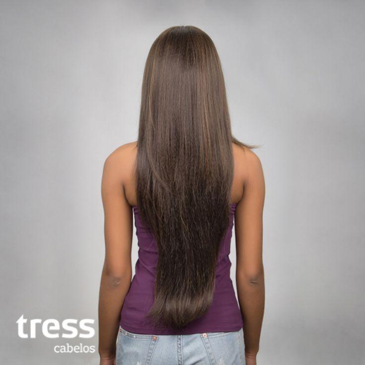 Peruca Lace Front Wig Lisa - MAÍSA - fibra sintética
