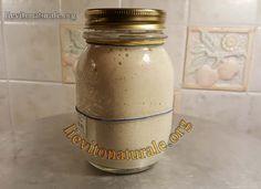 Usare e rinfrescare il Licoli Lievito Naturale o Pasta Madre liquida
