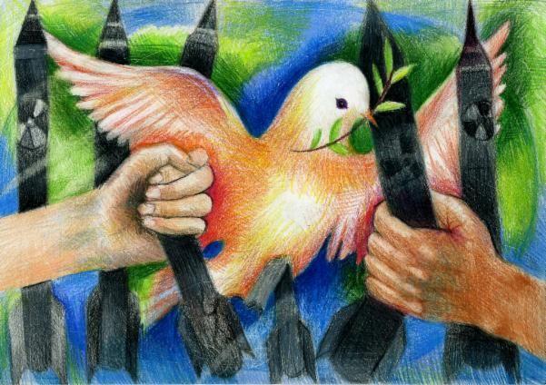 Hosts teen eco art contest 6