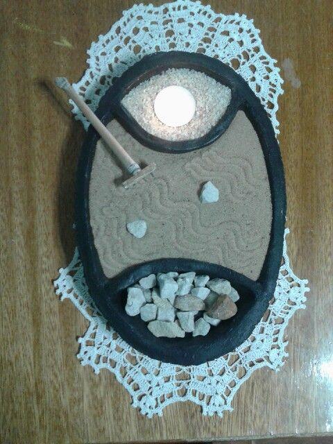 Mini jard n zen jardin zen pinterest zen and minis for Jardin zen miniature