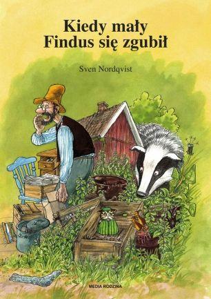 Kiedy mały Findus się zgubił - Wydawnictwo Media Rodzina - Książki, Audiobooki, eBooki