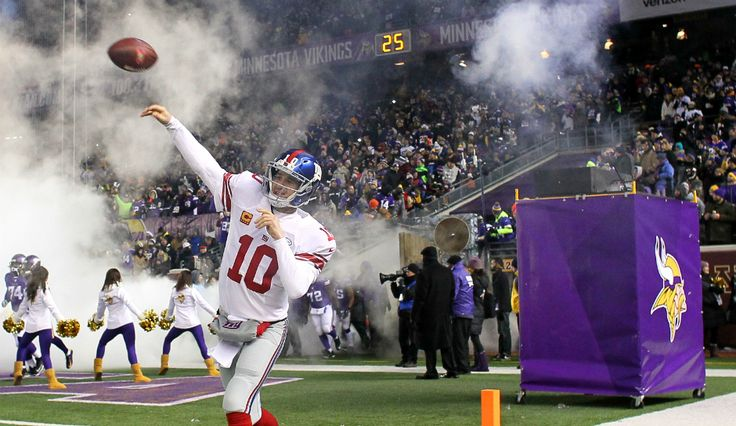 NFL 'Monday Night Football' Preview: New York Giants At Minnesota Vikings — Injury Update, Fantasy Football Projections, And Vegas Odds
