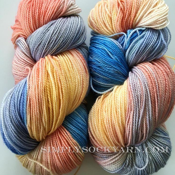 Simply Socks Yarn Company - FA Merino Arctic Sunrise, $22.00 (http://www.simplysockyarn.com/fa-merino-arctic-sunrise/)