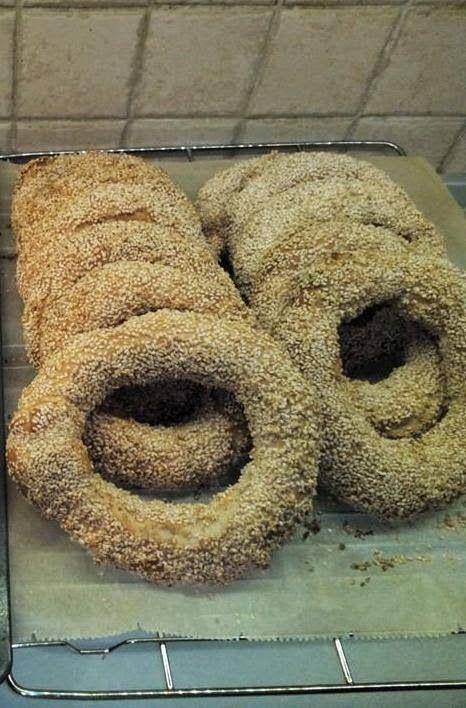 Συνταγολόγιο μαγειρικής-ζαχαροπλαστικής: ΚΟΥΛΟΥΡΙΑ ΘΕΣΣΑΛΟΝΙΚΗΣ ΤΟΥ ΑΚΗ ΠΕΤΡΕΤΖΙΚΗ