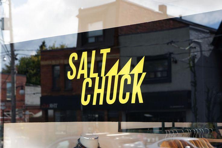 Salt Chuck, Toronto | Kangaloop