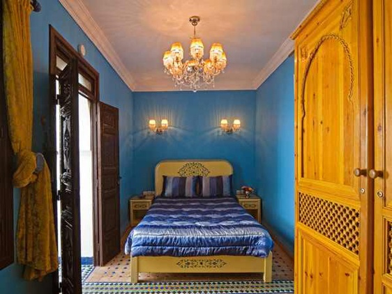 Moroccan Bedroom Design Enchanting Decorating Design