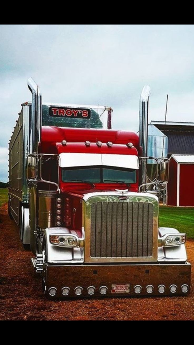 Best 20+ Peterbilt Trucks Ideas On Pinterest