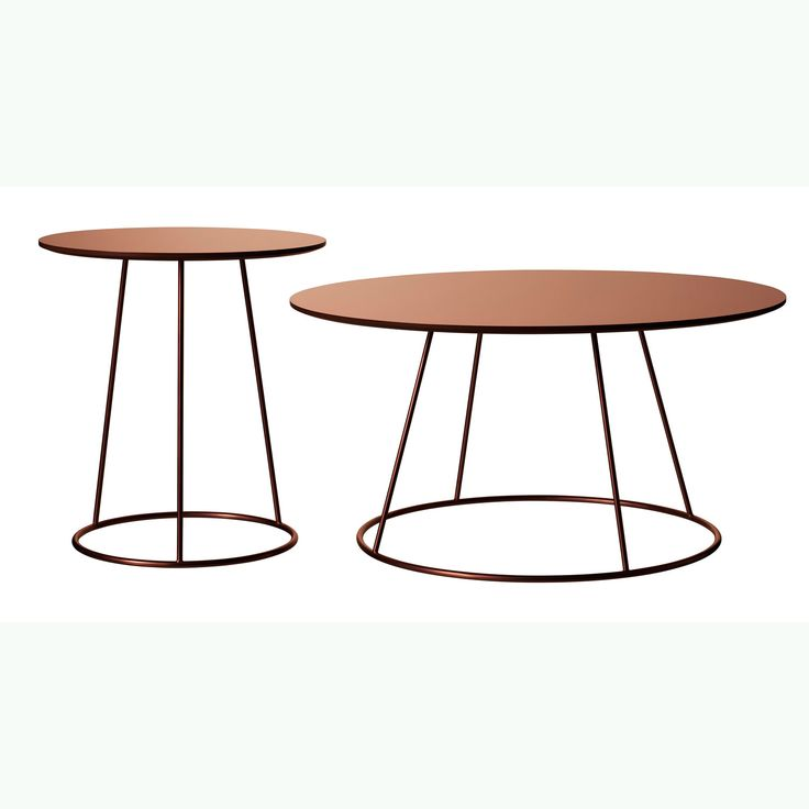 Breeze bord i koppar, Swedese