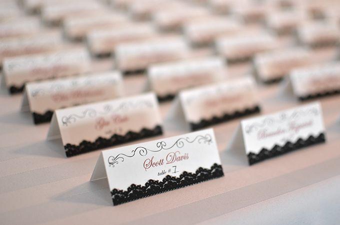 赤と黒のニューヨークの結婚式|ジェシカ·シュミット写真