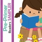Pre-Primer Sight Word Readers SAMPLER  The Pre-Primer Sight Words MEGA BUNDLE is now available for purchase! This unit contains samples from all th...