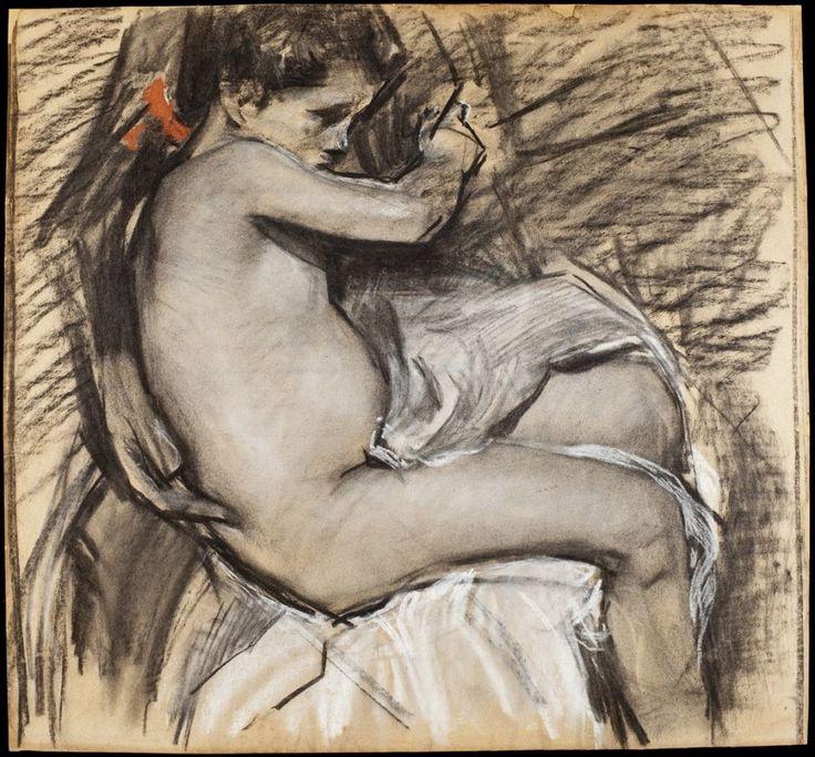 'Después del baño',1905