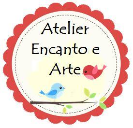 Katia Franz - Blog: Atelier Encanto e Arte