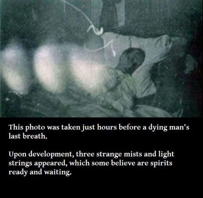19 Creepy Ghost Photos That Will Give You Goosebumps - Gallery | eBaum's World