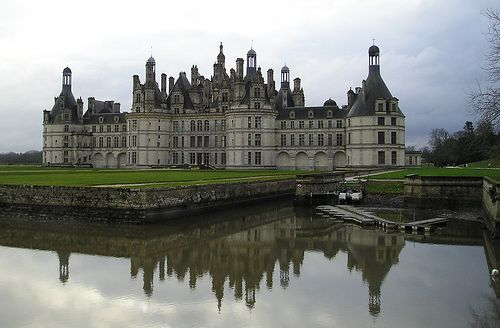 Chateau de Chambord by cacaoboy, via Flickr