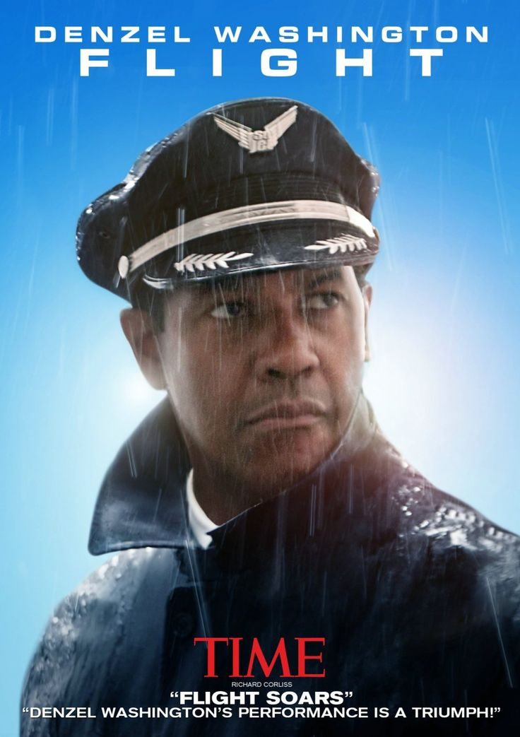 Flight, Denzel Washington was great. Another screening in our Road to the Oscars
