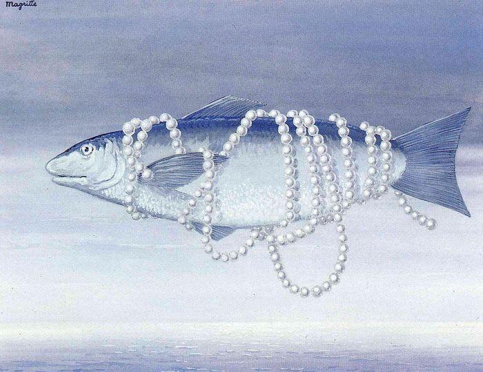 Rene Magritte  (1898 - 1967)