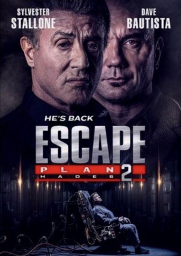 Escape Plan 2 Filmes Completos E Dublados Filmes De Acao Dublado Filmes Hd