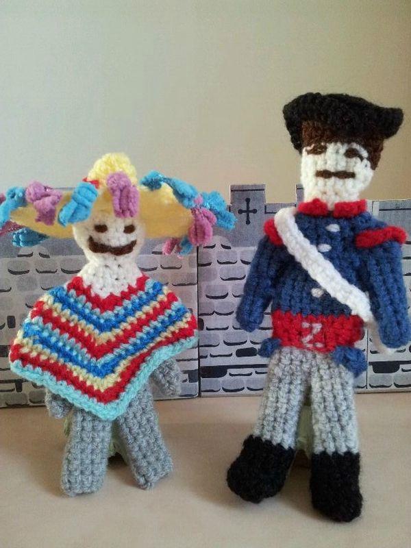 Sergent Garcia et le mexicain