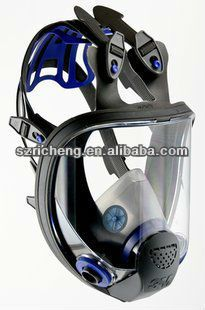 3M FF-403 Ultimate FX Full durable silica gel mask Facepiece Respirator Large military gas