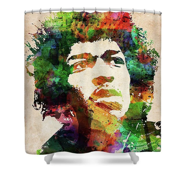 Jimi Hendrix Color Hendrix Color Jimi Hendrix Farbe Jimi