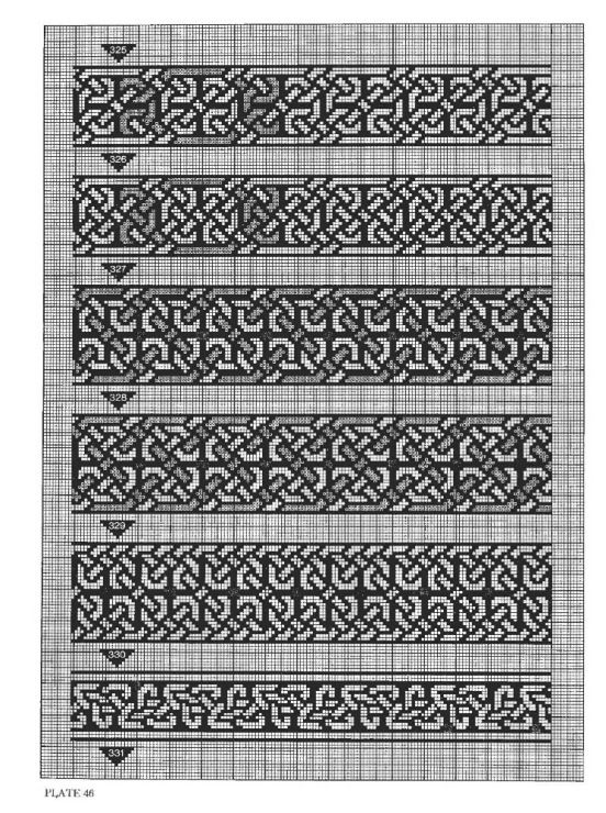 Celtic Knot Knitting Chart : Best images about knitting charts celtic on pinterest