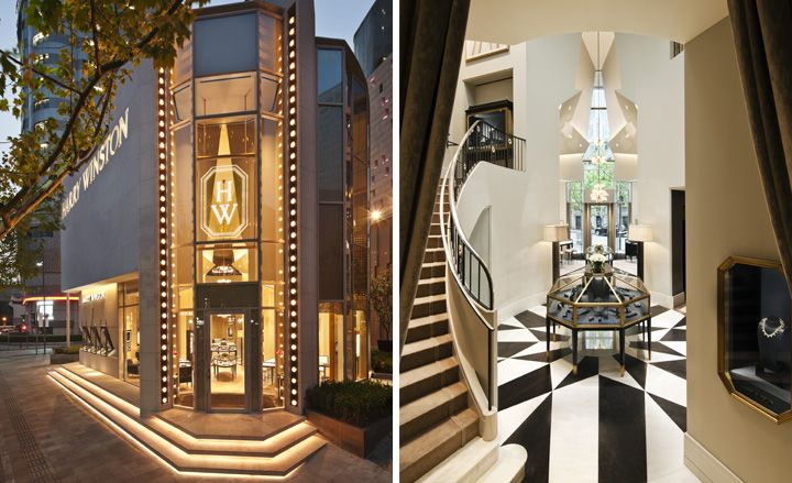 Harry Winston may specialise in exceptional diamond creations for the body but, with the opening of its new salon in Shanghai this month, it has also created an exceptional jewellery box to adorn the Chinese landscape. Built from scratch in the smart X...