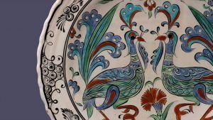 Η μαγεία των κεραμικών Ιζνίκ: Έκθεση στο Μουσείο Ισλαμικής Τέχνης | CultureNow.gr