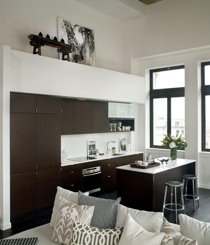 #kitchen at The Hudson #HudsonDistrict