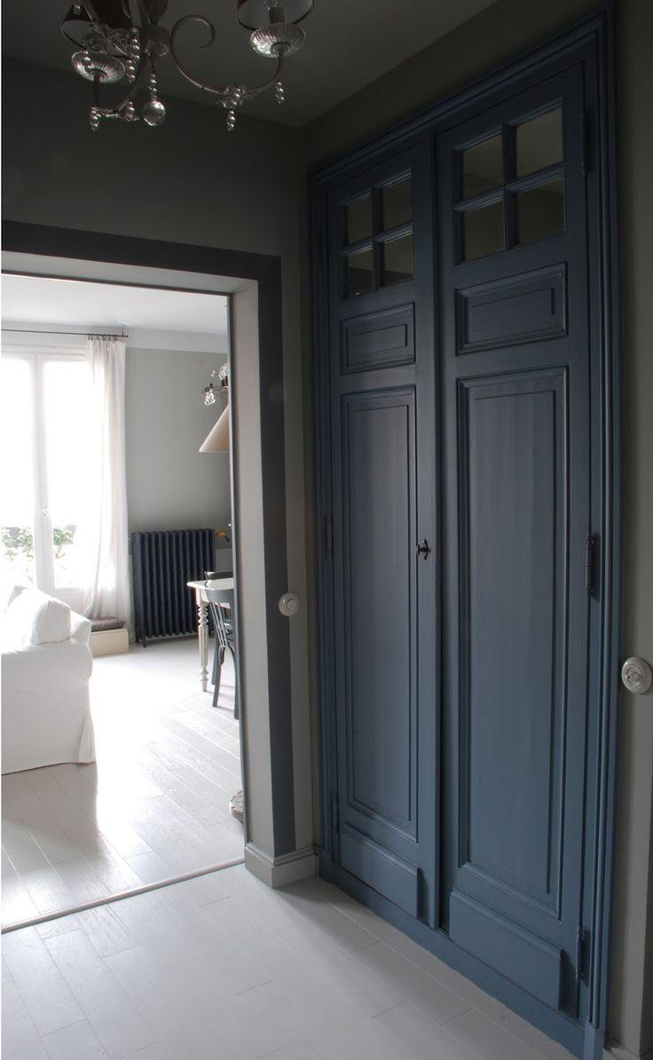 les 25 meilleures id es concernant portes de placard avec. Black Bedroom Furniture Sets. Home Design Ideas