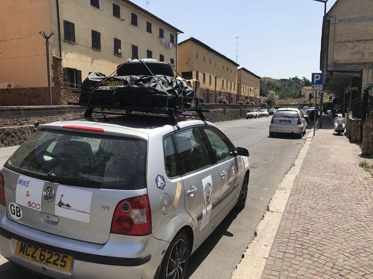 Towards Bari - http://footiemadnomads.com/2017/07/towards-bari/