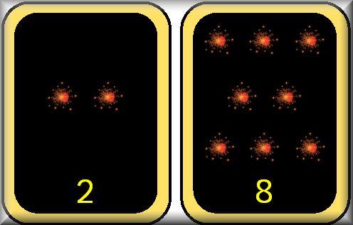 kaartjes vuurwerk samen 10