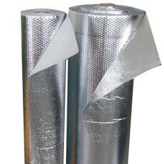 THE BASICS OF #FOILINSULATION If you are looking for a more effective and environmentally friendly form of insulation then foil insulation is a great choice. It is made from layers of aluminum foil, air bubbles and wadding. It works by reflecting radiant heat. The traditional types actually conduct heat and do not reflect it.  https://aboutinsulations.wordpress.com/2016/06/10/the-basics-of-foil-insulation/