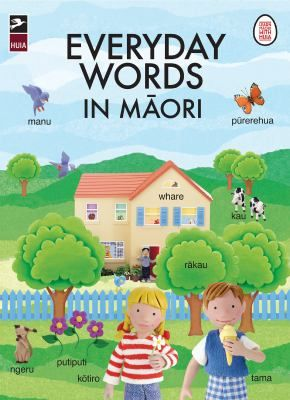 Learn Everyday words in Māori for te reo Maori wiki! See this book in our library's catalogue.