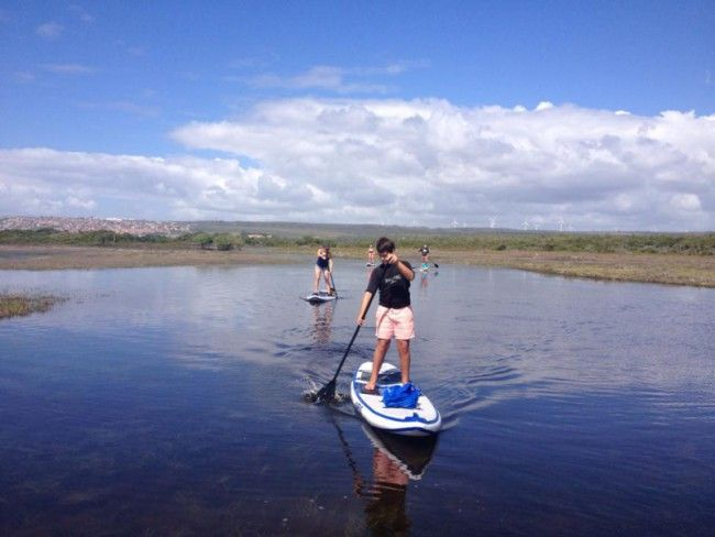 Jeffreys Bay Adventures - SUP lessons in Jeffreys Bay, Eastern Cape