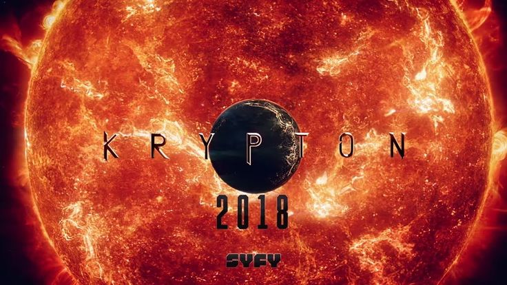 'Krypton' to premiere on Syfy on March 21