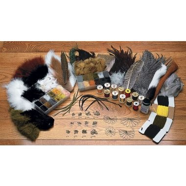 The 36 best ideas about fly tying kits for beginners on for Beginner fly fishing kit