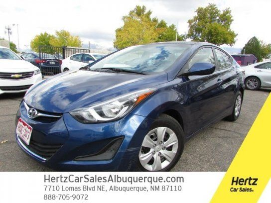 Used 2016 Hyundai for sale in Elantra, SE Sedan. Learn more about this 2016 Hyundai Albuquerque, plus more new cars and used cars.