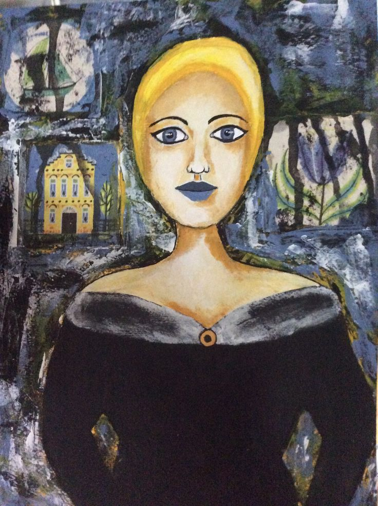 Gerda Frankes art.