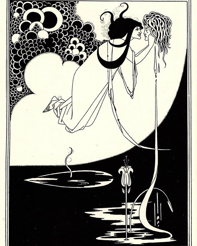 Aubrey Beardsley (1893) . Im going to start with Aubrey simply because theres an interesting anecdote to my own story in relation to him. He was the artist whose work I first really connected with. A pen and ink illustrator of books and novels from the turn of the 20th century his work echoed Japanese style illustrations and woodcuts but focussed heavily on the bizarre and decadent. In spite of the fact that he died tragically young (just 25) his work had a significant impact revolutionised…