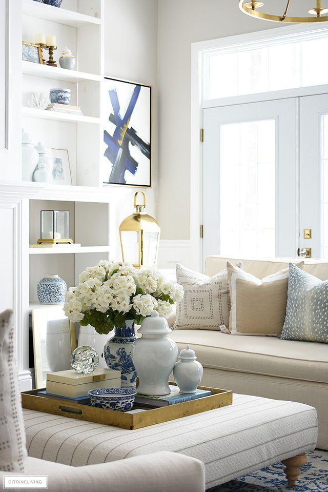 Spring Living Room Decorating Tips In 2020 Spring Living Room