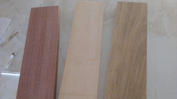 Chosing stairwell wood