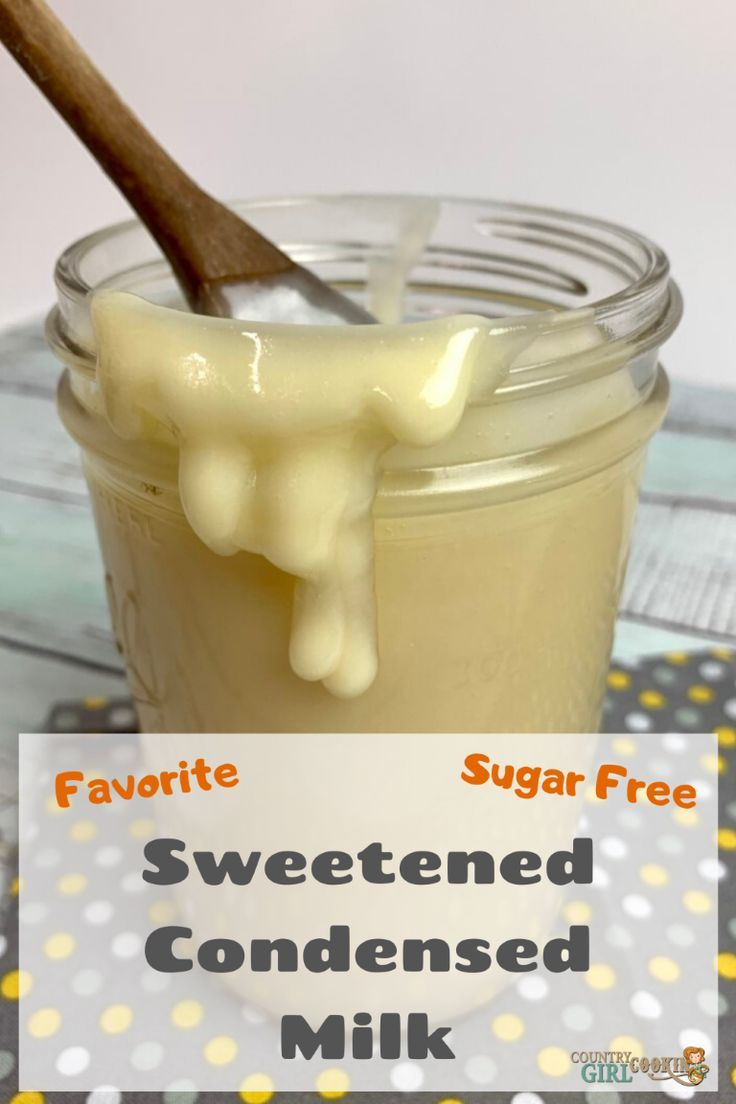 Clean Healthy Sweetened Condensed Milk In 2020 Low Carb Recipes Snacks Sugar Free Desserts Low Carb Desserts Easy